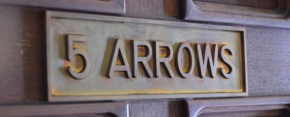 5 ARROWS